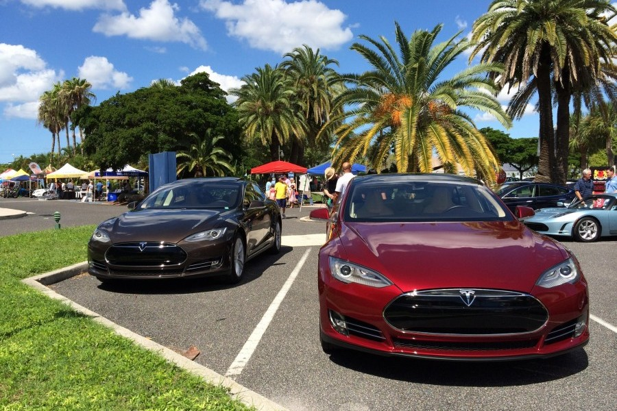 "National Drive Electric Week to ""Electrify the Island"" at Mote"