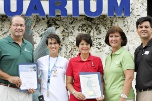 National Drive Electric Week at Mote Energizes Community