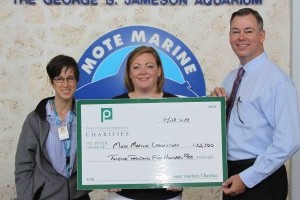 Publix Supports Marine Science Education at Mote