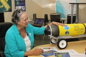 Red Tide Update: Robots Help Researchers, Forecasters Monitor Bloom