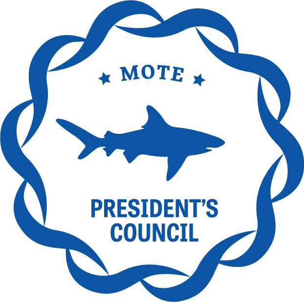 President's Council giving level icon for Mote donors
