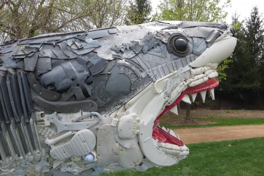 Mote to Showcase Sea Debris Sculptures to Enhance Marine Literacy