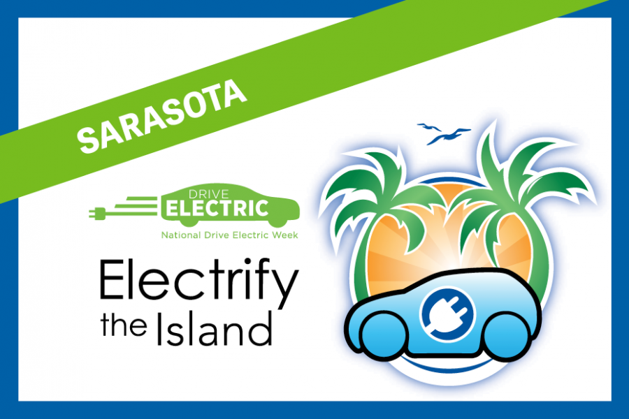 "Sept. 10: Celebrate National Drive Electric Week with Mote's ""Electrify the Island"""