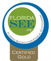 Badge for Florida Society for Ethical Ecotourism