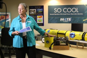 Red Tide Update Robots Help Researchers Forecasters