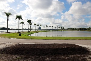 The future site of Mote Science Education Aquarium at Nathan Benderson Park.