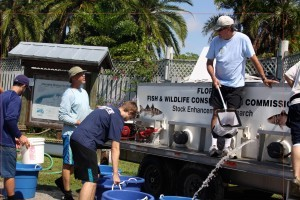 Sarasota Bay Fisheries Forum August Meeting