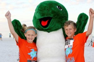 Mote's 29th Run Makes Great Strides for Endangered Sea Turtles