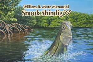 William R. Mote Memorial Snook Shindig