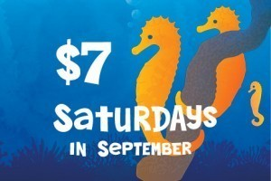 $7 Saturdays in September for Florida Residents