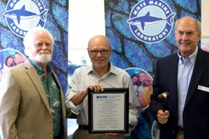 New Trustee and Board Officers at Mote Marine Laboratory