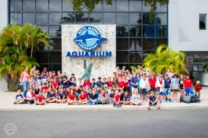 Second graders support sea turtles… 1,001 percent!