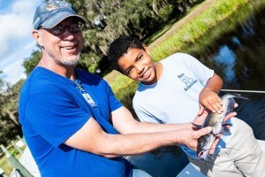 Mote brings joy of sustainable fishing to over 80 fifth graders