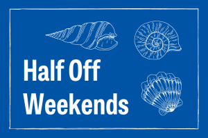 September Steal for Florida Residents: Half Off Weekends!