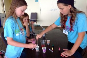 Mote partners with SciGirls to offer STEM summer camp for girls