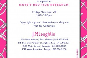 Local J. McLaughlin stores to host Sip & Shop benefiting Mote