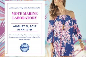 Lilly Pulitzer Shop & Share benefiting Mote