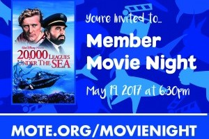 Mote Member Movie Night: 20,000 Leagues Under the Sea