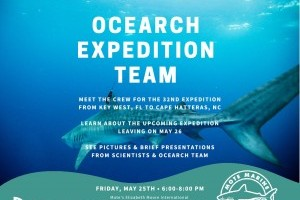 Mote to Host 'Meet & Greet' with Scientists from Upcoming OCEARCH Key West Expedition
