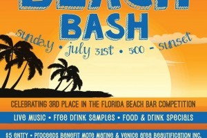 July 31: Celebrate at Sharky's on the Pier and support Mote