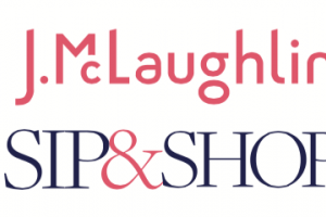 Sip & Shop at J.McLaughlin