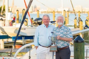 April 22: Sail across Sarasota Bay for a good cause