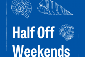 Half off weekends for Florida residents at Mote Aquarium