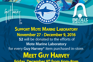 Bealls Give Back Night with Guy Harvey