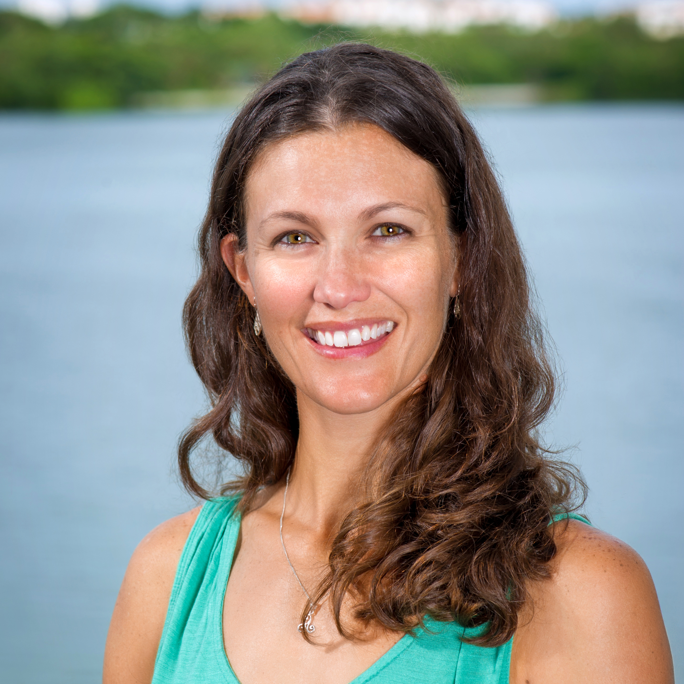 Dr. Emily Hall studies ocean acidification at Mote.